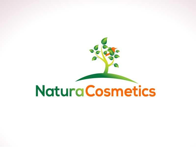 #32 for Logo for a natural cosmetics company by tfdlemon