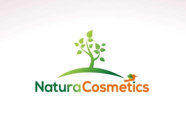 #58 for Logo for a natural cosmetics company by tfdlemon