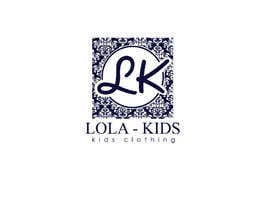 #302 para Design a Logo for kids clothing brand por alexandracol