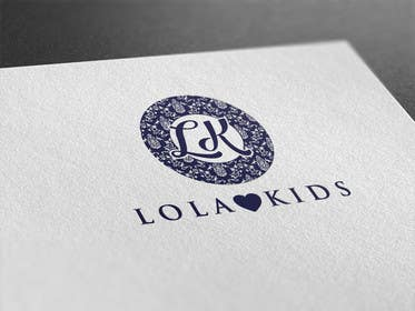 #316 for Design a Logo for kids clothing brand by helenasdesign