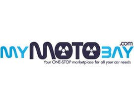 #22 for Design a Logo for MYMOTOBAY af weaarthebest