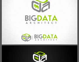 "#161 untuk Design a Logo for ""Big Data Architect"" oleh RedLab"