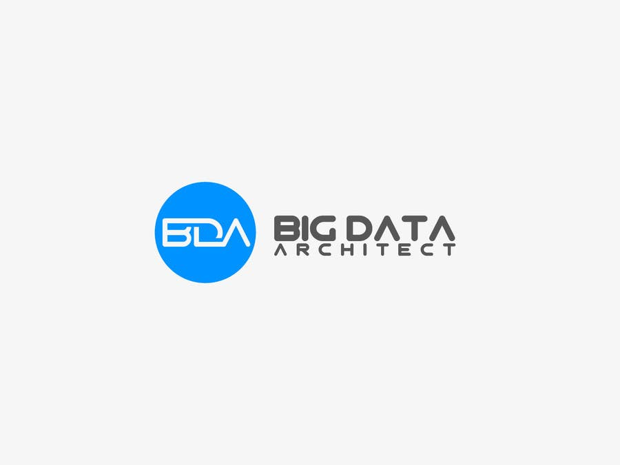 "#21 for Design a Logo for ""Big Data Architect"" by kevincc18"
