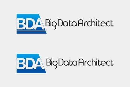 "#236 for Design a Logo for ""Big Data Architect"" by kk58"