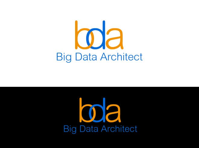"#379 for Design a Logo for ""Big Data Architect"" by mamunfaruk"