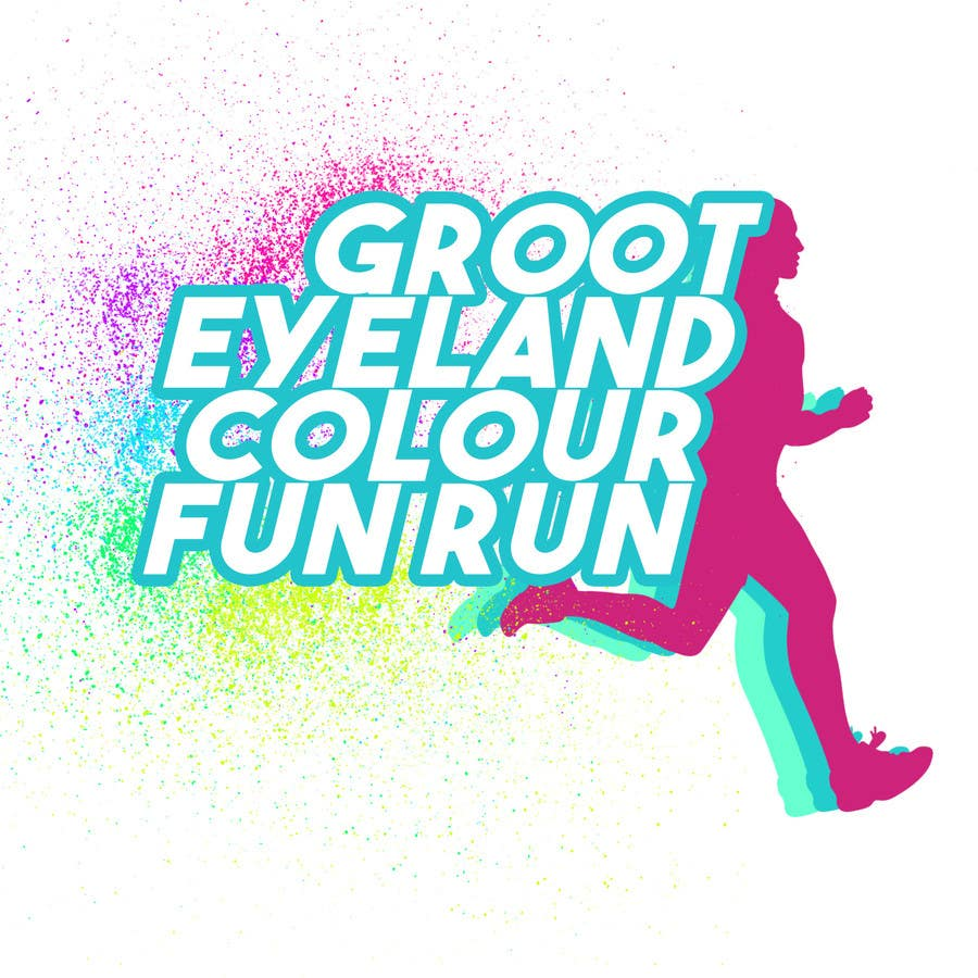 Entry #4 by merlanugas for New Colour Fun Run Logo | Freelancer