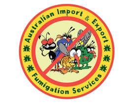 Arturios505 tarafından logo for a fumigation company için no 14