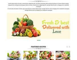 lassoarts tarafından Design a website (MadeMeals.nl) için no 62