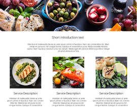 IulianArama tarafından Design a website (MadeMeals.nl) için no 59