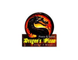 nº 37 pour Develop a new logo for Dragon's Pizza par rishiupadhyay4u
