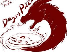 nº 16 pour Develop a new logo for Dragon's Pizza par RileyOMalley