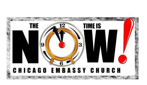 Contest Entry #37 for Graphic Design for Chicago Embassy Church