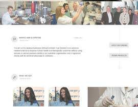 moradalosh tarafından Design a Website Mockup için no 59
