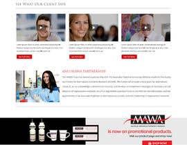 chiqueylim tarafından Design a Website Mockup için no 33