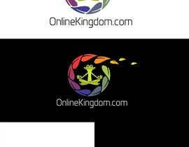 nº 6 pour Logo Design for Online Kingdom par airbrusheskid