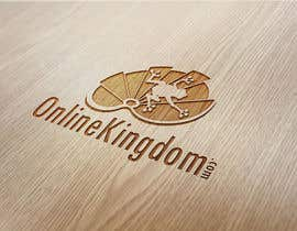 nº 82 pour Logo Design for Online Kingdom par airbrusheskid
