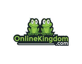 nº 99 pour Logo Design for Online Kingdom par texture605