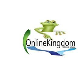 nº 83 pour Logo Design for Online Kingdom par badalku