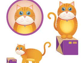 nº 6 pour Illustrate 2D Cat/Kitten for our Chinese Shopping Site's Video Animation par creoestudio