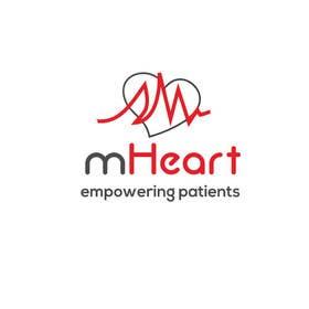 abdulbari25ab tarafından mHeart Logo and Graphic Design için no 3