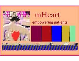Nro 10 kilpailuun mHeart Logo and Graphic Design käyttäjältä stipevrdoljak75
