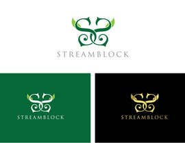 #37 for Streamblock Logo by TangaFx1