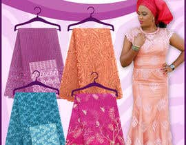Nro 9 kilpailuun Design a flyer for a fabric store käyttäjältä ranjeettiger07