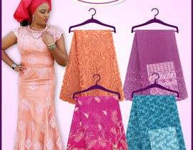 Nro 15 kilpailuun Design a flyer for a fabric store käyttäjältä ranjeettiger07