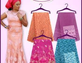 Nro 17 kilpailuun Design a flyer for a fabric store käyttäjältä ranjeettiger07