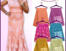 Nro 22 kilpailuun Design a flyer for a fabric store käyttäjältä ranjeettiger07