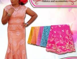 Nro 6 kilpailuun Design a flyer for a fabric store käyttäjältä ramya123ram