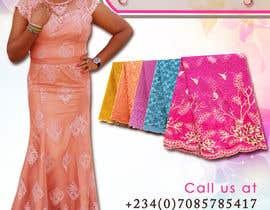 Nro 7 kilpailuun Design a flyer for a fabric store käyttäjältä ramya123ram
