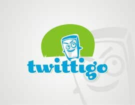 #199 untuk Logo Design for twittigo, a touristical and guide service oleh dyv
