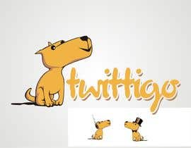#209 untuk Logo Design for twittigo, a touristical and guide service oleh dyv