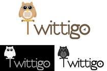 Graphic Design Contest Entry #122 for Logo Design for twittigo, a touristical and guide service