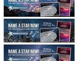 Nro 85 kilpailuun Design a Banner for Star-Registration.com käyttäjältä ClaudiuTrusca