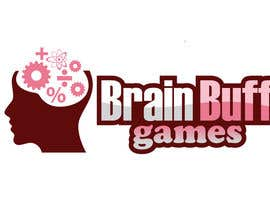 #33 para Design a Logo for Brain Buff Games por MyPrints