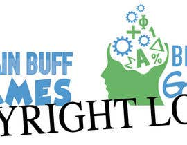 #27 para Design a Logo for Brain Buff Games por TiffanyLievense