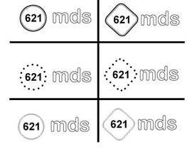Nro 38 kilpailuun Design a Temporary Tattoo with Corporate Identity and Unique Number käyttäjältä maatru