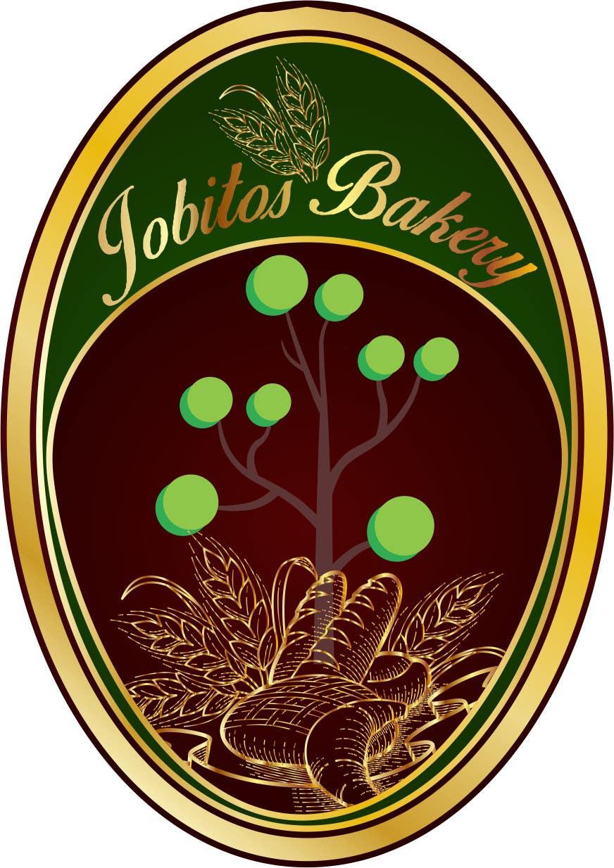 Inscrição nº                                         7                                      do Concurso para                                         Jobitos Bakery logo design
