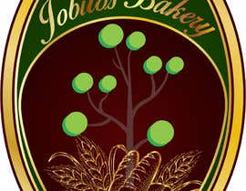 nº 7 pour Jobitos Bakery logo design par obrejaiulian
