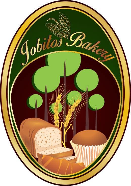 Bài tham dự cuộc thi #31 cho Jobitos Bakery logo design
