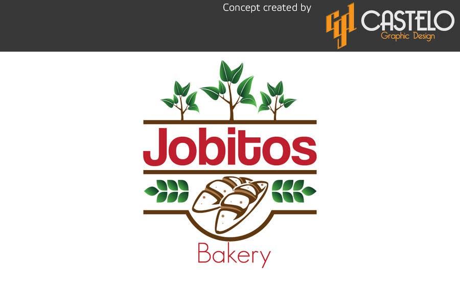 Bài tham dự cuộc thi #43 cho Jobitos Bakery logo design