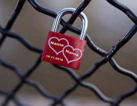 #8 for Beautiful Love Lock by MahaNiva