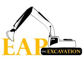 nº 17 pour Concevez un logo for Excavation company par imaat