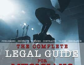 Nro 5 kilpailuun Design a Cover for a Legal Guide for Musicians käyttäjältä missangelicarae