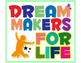 phamr08 tarafından Design a Logo for Dreammakers for Life için no 50