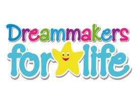 #54 for Design a Logo for Dreammakers for Life by Marylou2014