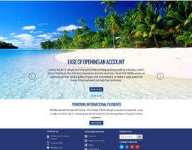 #122 para Design a Website Mockup for a new online company por asad12204