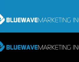 #37 untuk Design a Logo for Blue Wave Marketing Inc oleh AnderWorks
